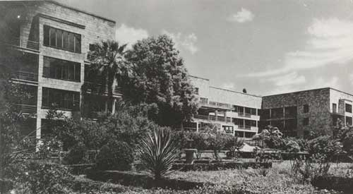 Сухумский физтех в 1950-е годы