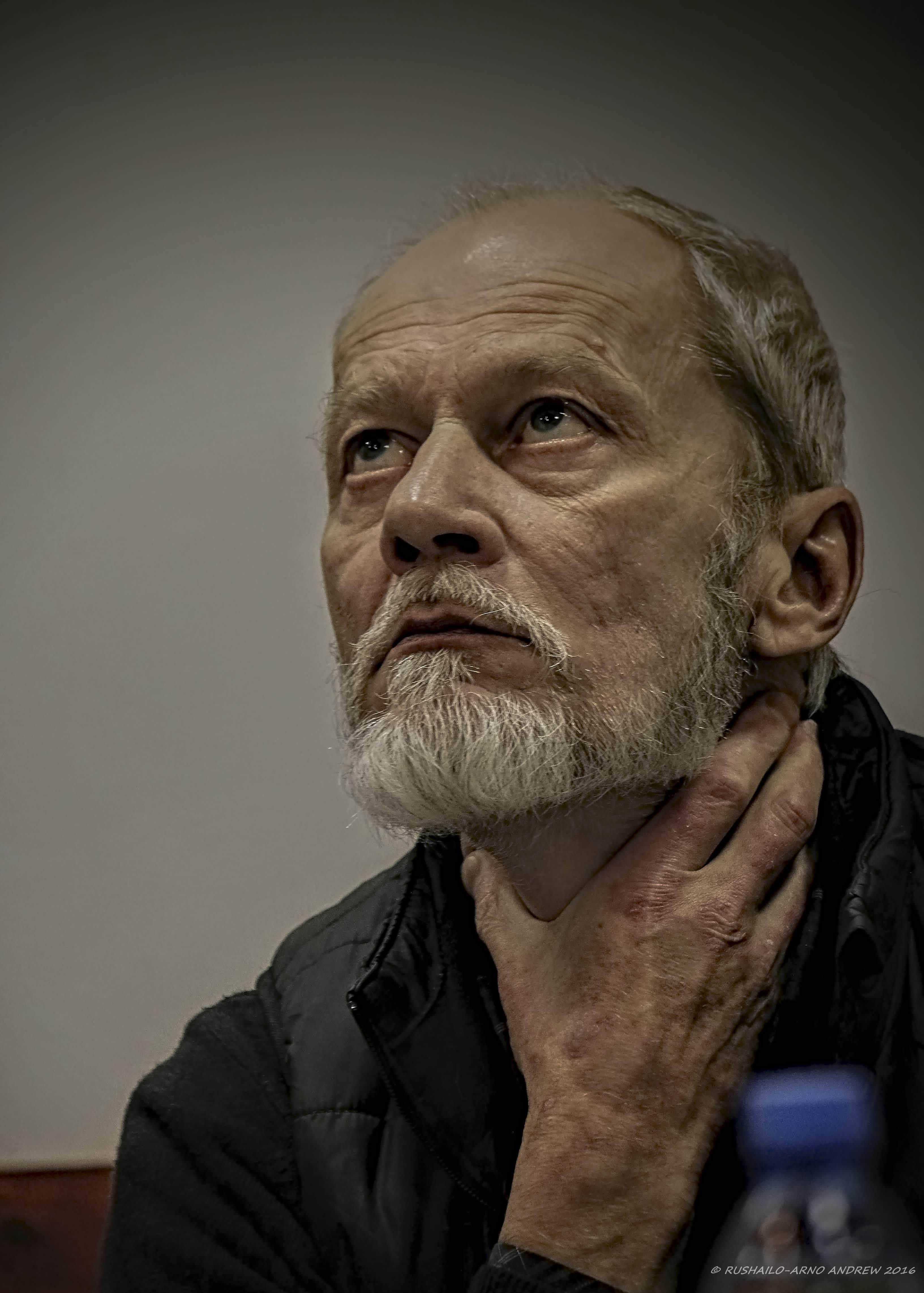 Сергей Шаров-Делоне. Фото Андрея Рушайло-Арно