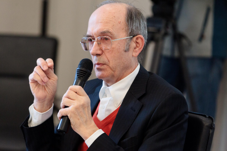 Борис Салтыков в 2012 году. Фото И. Соловья