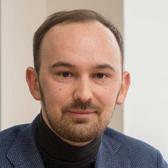 Александр Сафонов. Фото с сайта Сколтеха