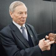 К.И.Чурюмов в Московском планетарии 30 сентября 2016 года