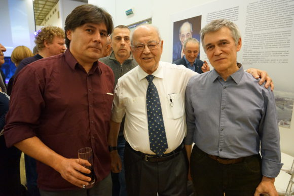 Николай Андреев, Дмитрий Зимин и Владимир Сурдин