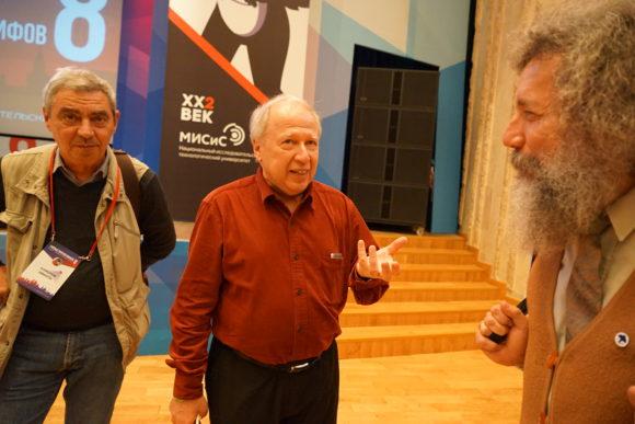 Историк науки Игорь Дмитриев проголоовал за Е. Панасенкова как академика ВРАЛ