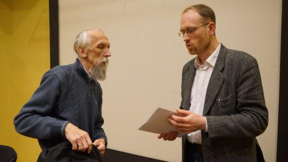 Виктор Васильев и Андрей Заякин