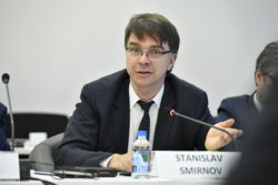 Стас Смирнов. Фото В. Шустикова