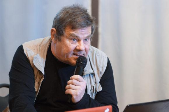 Борис Штерн. Фото И. Соловья