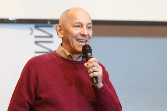 Валерий Рубаков. Фото И. Соловья