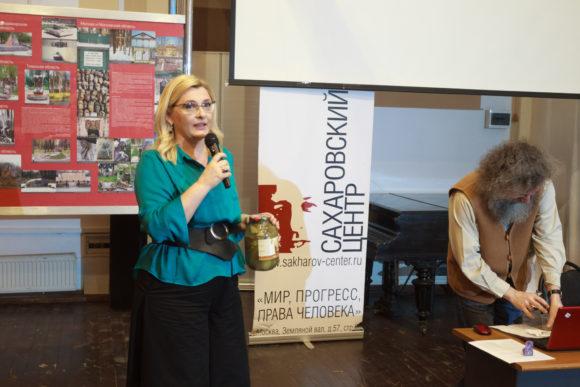 Ольга Орлова. Фото И. Соловья