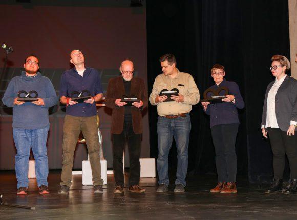 Лауреаты конкурса. Фото А. Константинова