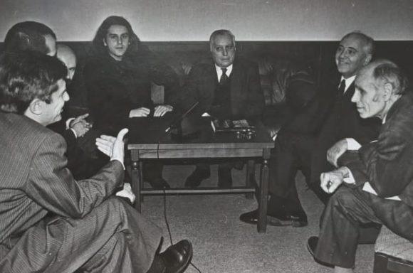 В Горбачёв-фонде
