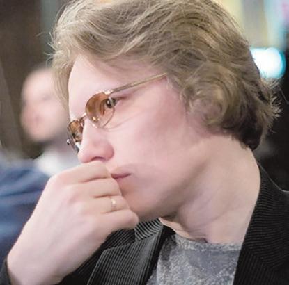 Сергей Попов. Фото А. Паевского