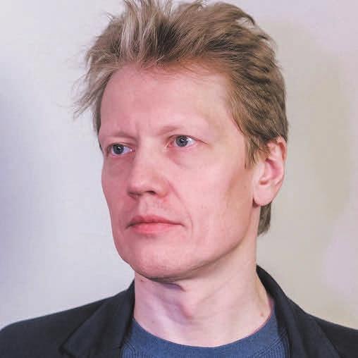 Сергей Попов. Фото И. Соловья