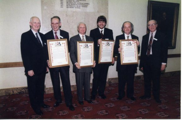 Лауреаты премии Рэнка 1998 года