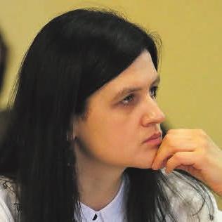 Яна Янпольская