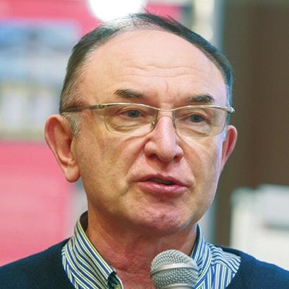 Борис Жуйков (фото И. Соловья)