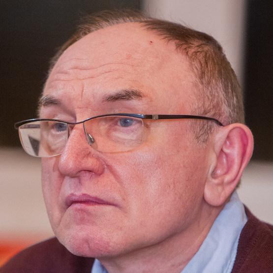 Борис Жуйков. Фото И. Соловья