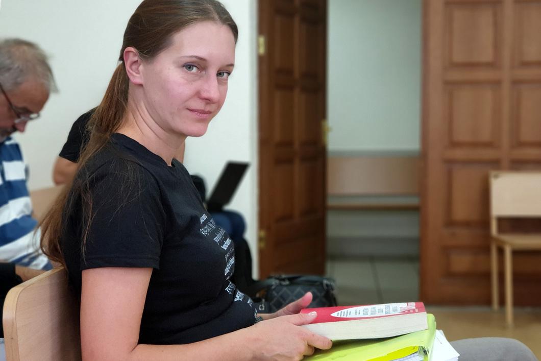 Светлана Прокопьева. Фото из личного архива