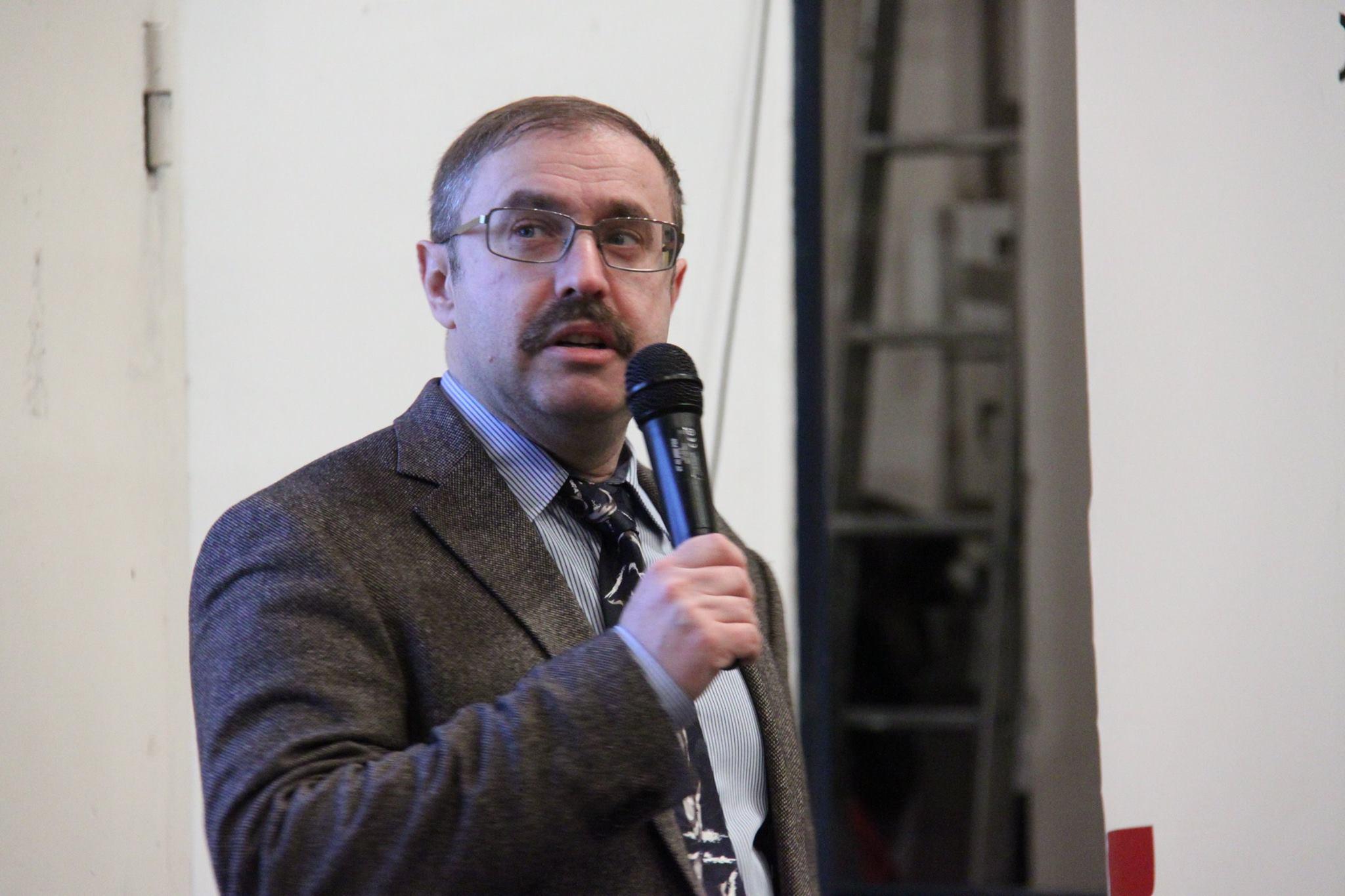 Владимир Гельман. Из «Фейсбука» Фонда Егора Гайдара