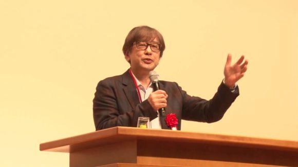 Накадзава Синъити, профессор Университета Мэйдзи (Токио) (www.kuip.hq.kyoto-u.ac.jp)