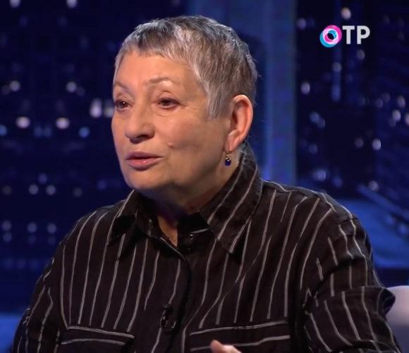 Людмила Улицкая. Кадр ОТР