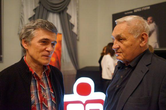 Владимир Сурдин и Леонид Пономарёв